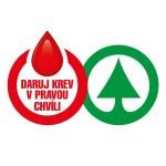 Logo Daruj Krev - Interspar