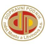 Logo Dopravní Podnik Měst Mostu a Litvínova