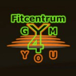 Logo Fitcentrum Gym 4 You