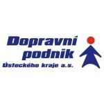 Logo Dopravní Podnik Ústeckého Kraje