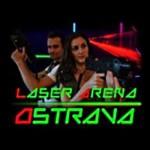 Logo Laser Arena Ostrava