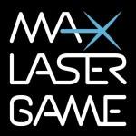 Logo MaxLasergame Praha