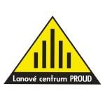 Logo Lanové Centrum PROUD