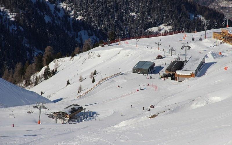 Lyžařské zájezdy - zima 2017/18