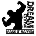 Logo Dream Gym Mladá Boleslav
